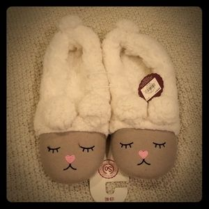 Extremely Soft Cozy Sheep Slippers
